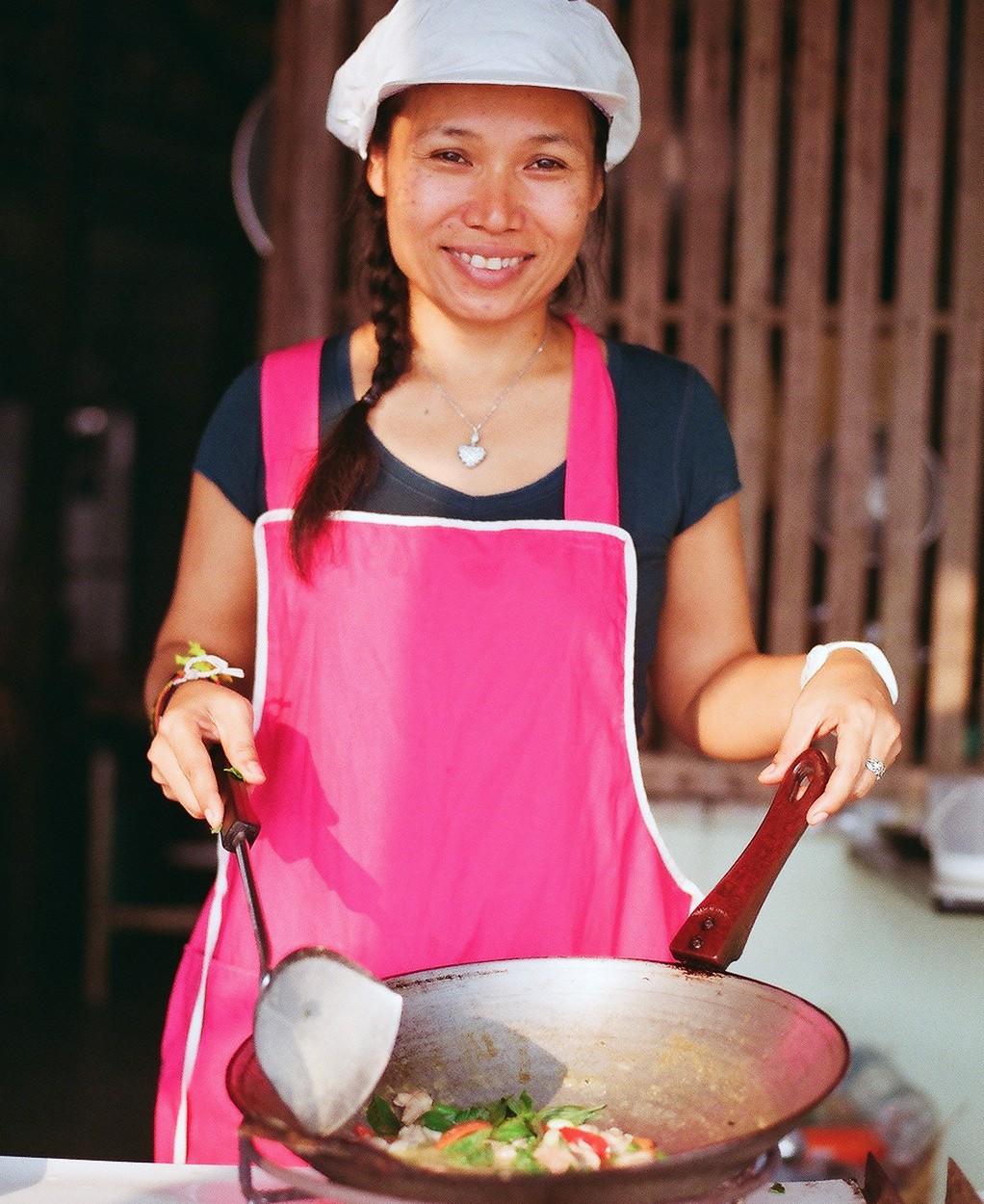 Thai Green Curry,Recipe