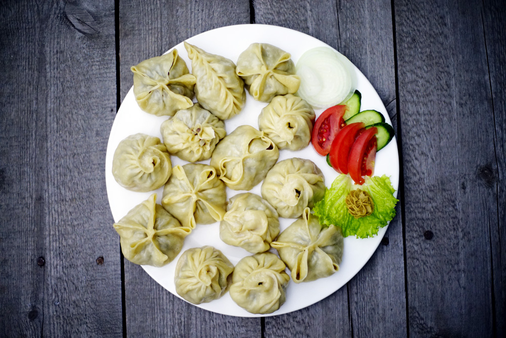 The Dumpling of the nomads