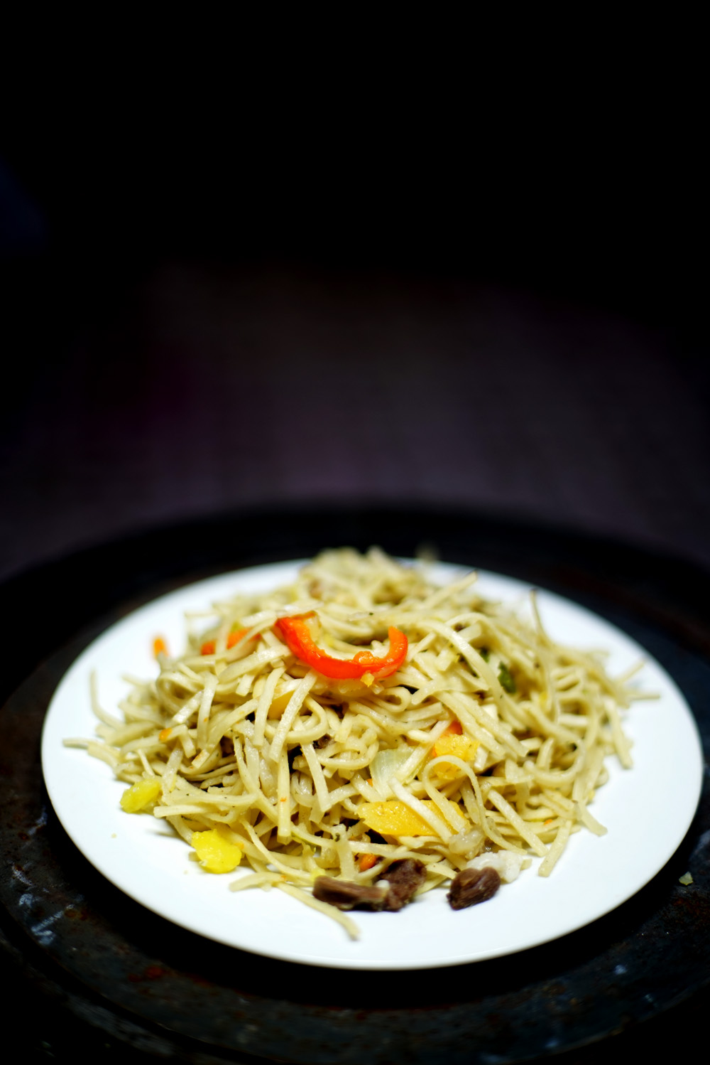 Tsuivan is one of the dishes that you will get offered a lot during your home stays with nomadic families.